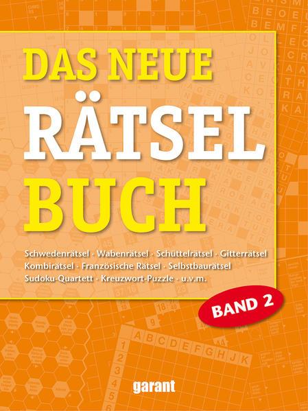 Rätsel Buch Band 2 - Coverbild