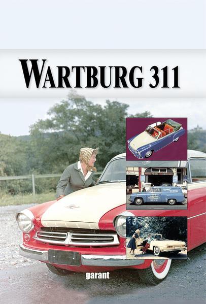 Wartburg 311 - Coverbild