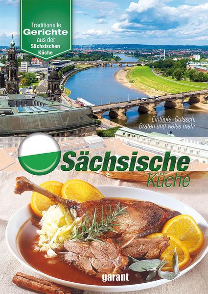 Sächsische Küche - Coverbild