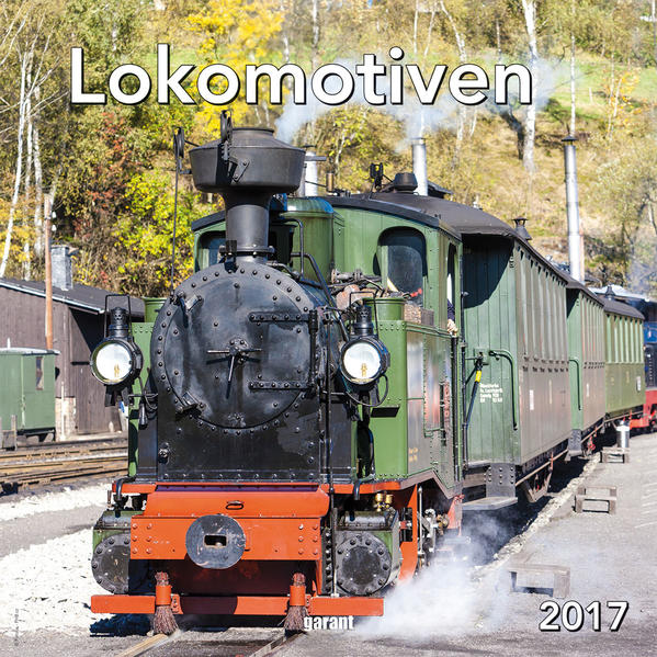 Lokomotiven - Coverbild