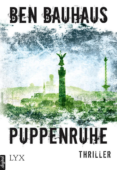 Puppenruhe - Coverbild
