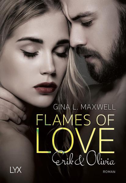 Flames of Love - Erik & Olivia - Coverbild