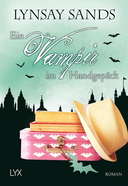 Ein Vampir im Handgepäck  - Coverbild