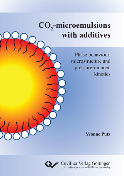 CO2-microemulsions with additives - Coverbild