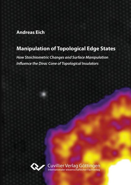 Manipulation of Topological Edge States - Coverbild