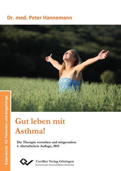 Gut leben mit Asthma! - Coverbild