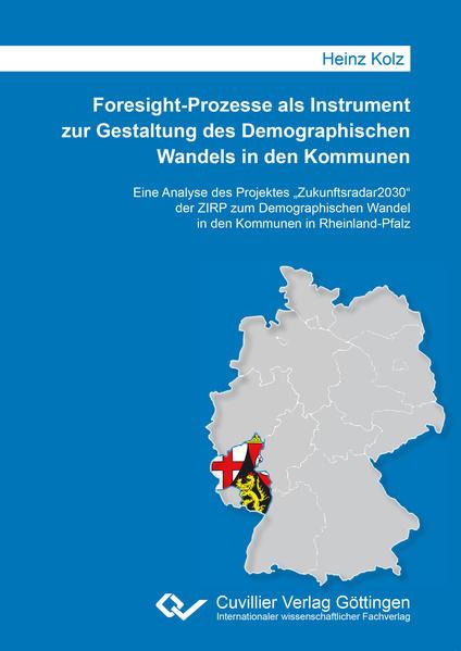 Foresight-Prozesse als Instrument zur Gestaltung des Demographischen Wandels in den Kommunen - Coverbild