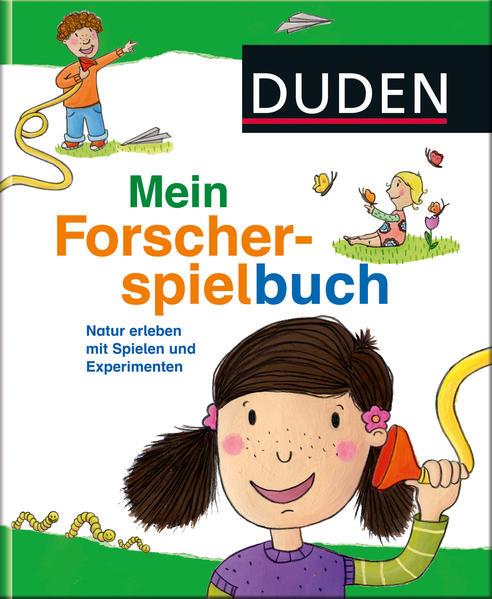 Duden - Mein Forscherspielbuch - Coverbild