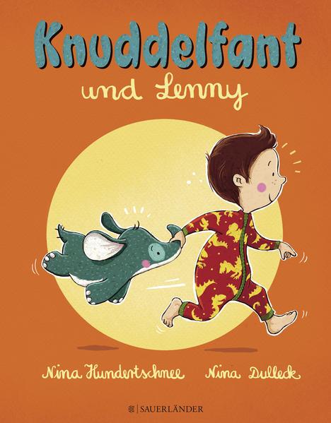 Knuddelfant und Lenny - Coverbild