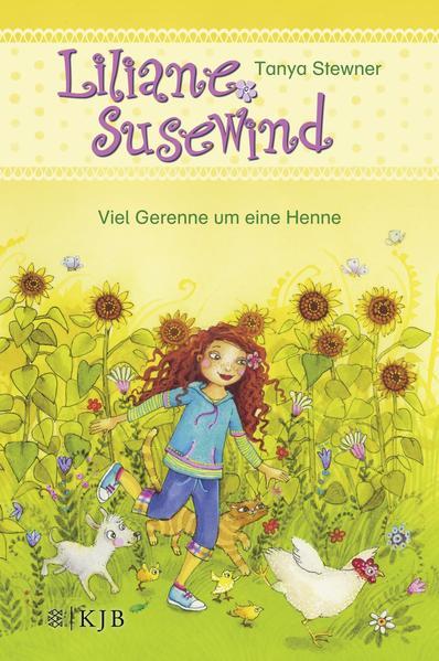 Kostenloses Epub-Buch Liliane Susewind – Viel Gerenne um eine Henne