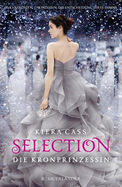 Selection – Die Kronprinzessin - Coverbild