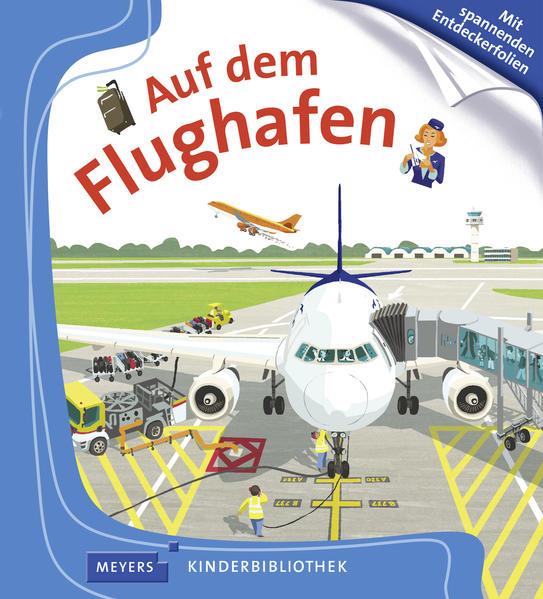Auf dem Flughafen - Coverbild
