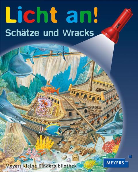 Schätze und Wracks - Coverbild