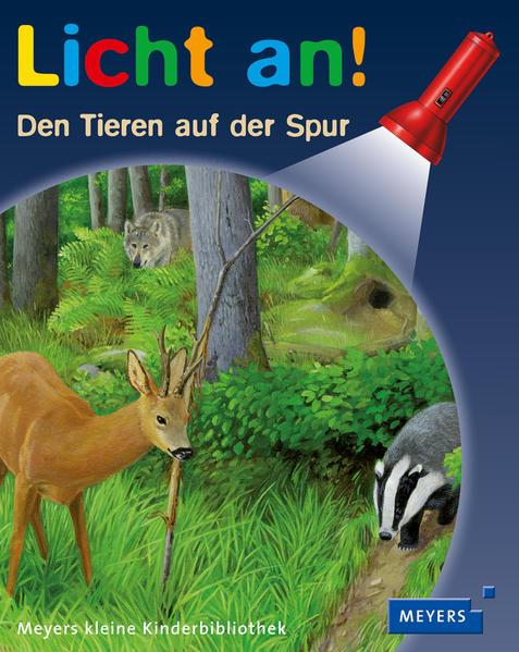 Den Tieren auf der Spur - Coverbild