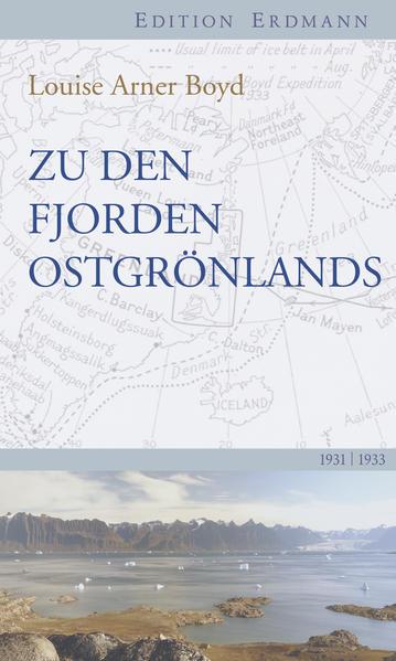 Zu den Fjorden Ostgrönlands - Coverbild