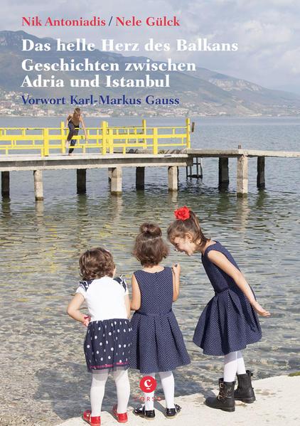 Das helle Herz des Balkan - Coverbild