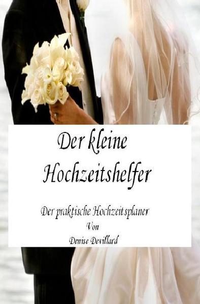 Der kleine Hochzeitshelfer - Coverbild