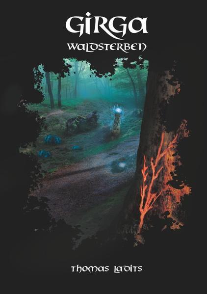 Girga - Waldsterben - Coverbild