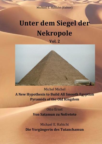 Unter dem Siegel der Nekropole 2 - Coverbild
