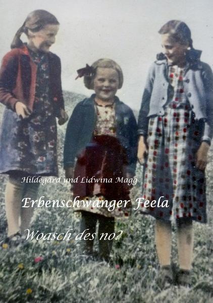 Erbenschwanger Feela - Coverbild