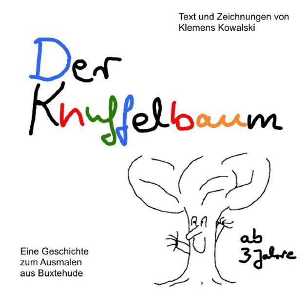 Der Knuffelbaum - Coverbild