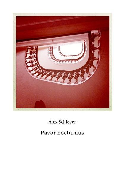 Pavor nocturnus - Coverbild