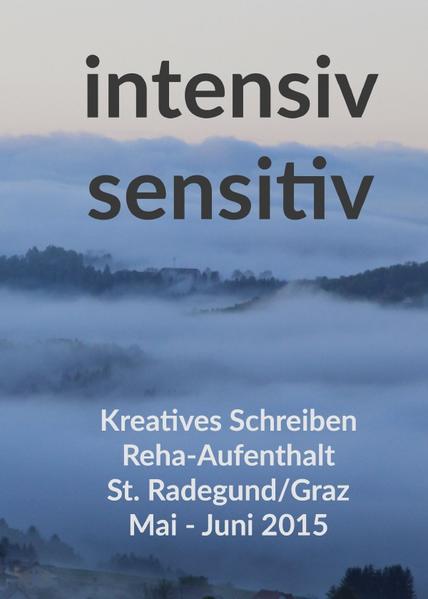 intensiv   sensitiv - Coverbild