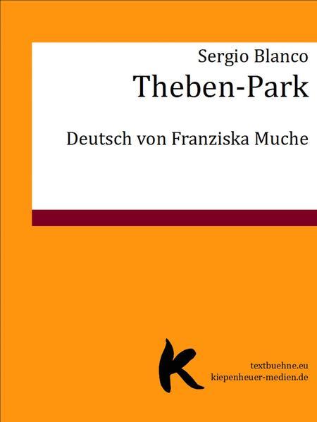 Theben-Park - Coverbild