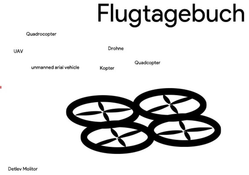 Flugtagebuch - Coverbild