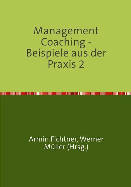 Sammlung infoline / Management Coaching - Beispiele aus der Praxis 2 - Coverbild