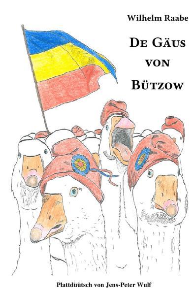 De Gäus von Bützow - Coverbild