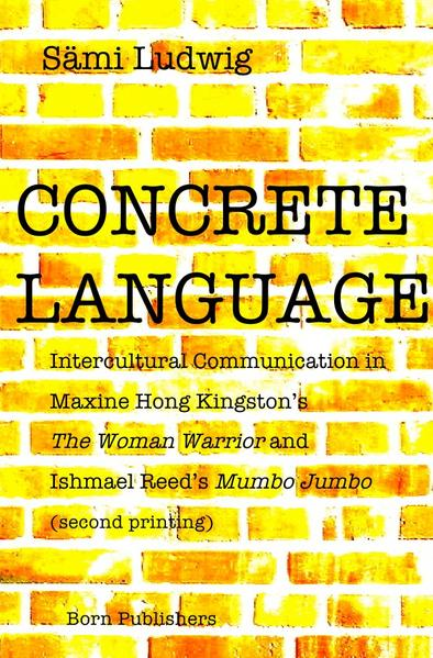 CONCRETE LANGUAGE - Coverbild