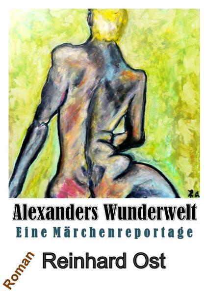 Alexanders Wunderwelt - Coverbild
