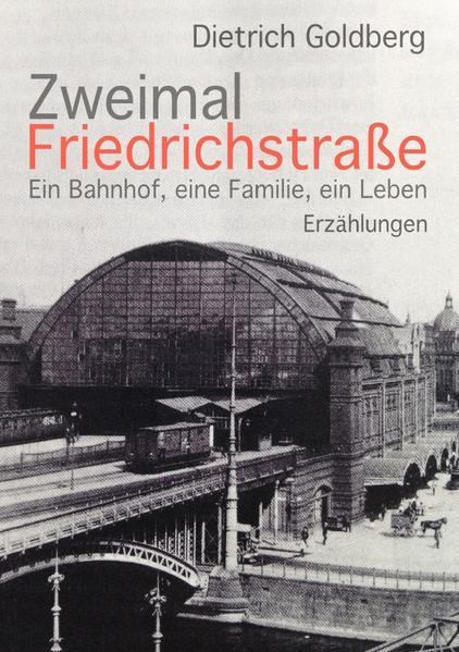 Zweimal Friedrichstraße - Coverbild