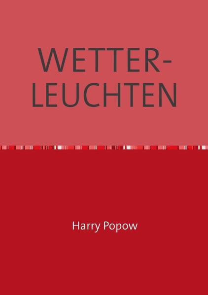 WETTERLEUCHTEN - Coverbild
