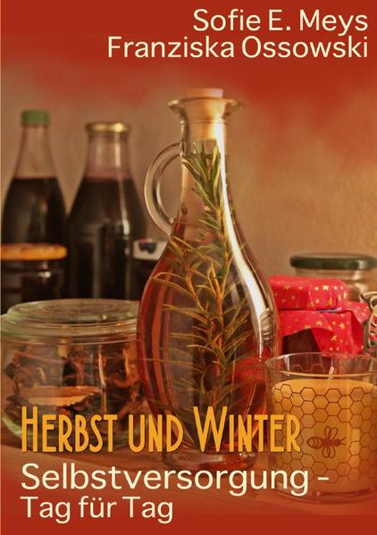 Selbstversorgung - Tag für Tag: Herbst und Winter - Coverbild