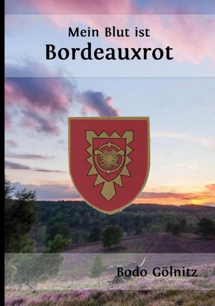 Mein Blut ist Bordeauxrot - Coverbild