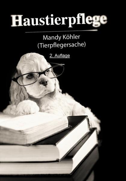 Haustierpflege 2. Auflage - Coverbild
