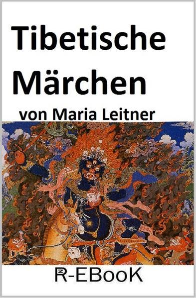 Tibetische Märchen - Coverbild