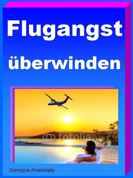 Flugangst überwinden - Coverbild