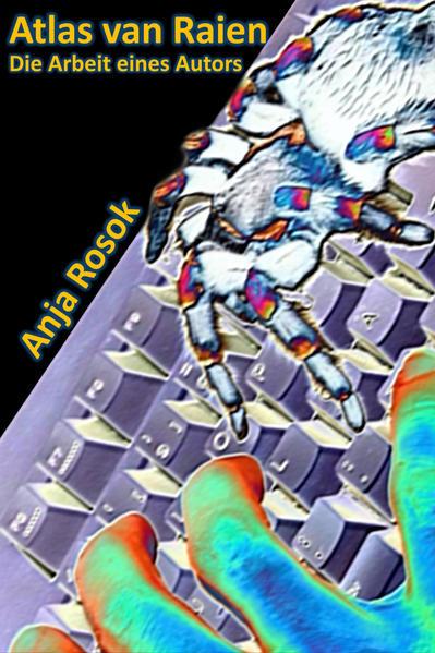 Atlas van Raien - Coverbild