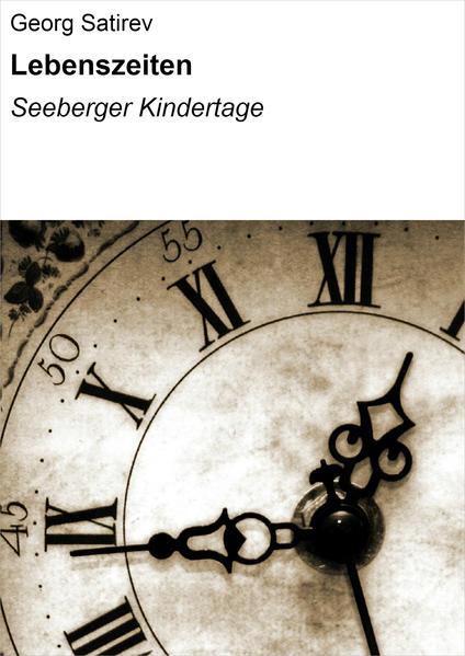 Lebenszeiten - Coverbild