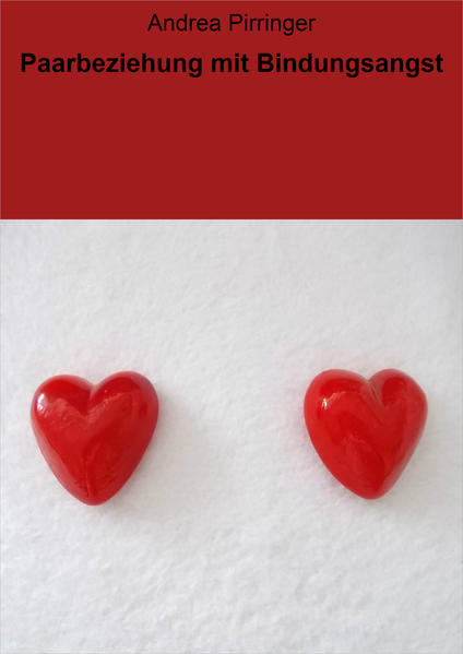 Paarbeziehung mit Bindungsangst - Coverbild