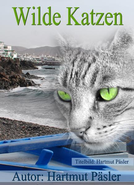 Wilde Katzen - Coverbild
