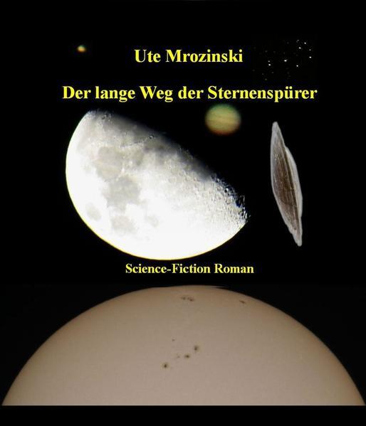 Der lange Weg der Sternenspürer - Coverbild