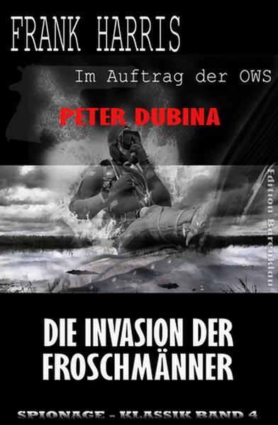 Die Invasion der Froschmänner - Coverbild