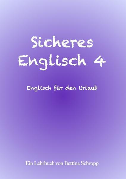 Sicheres Englisch 4 - Coverbild