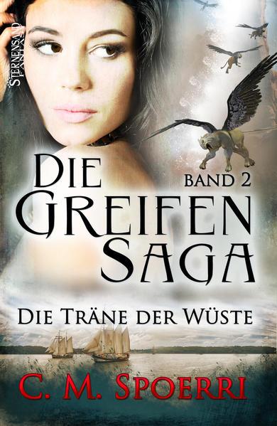 Die Greifen-Saga (Band 2) - Coverbild