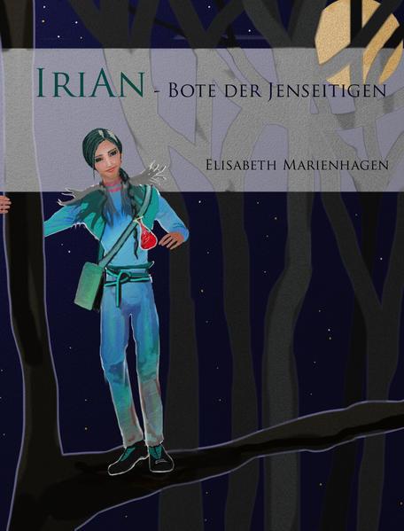 Irian - Bote der Jenseitigen - Coverbild