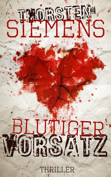 Blutiger Vorsatz - Coverbild